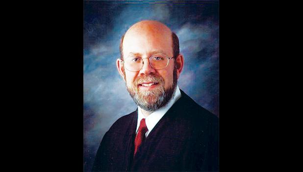 22nd Judicial District Judge Blair Jones