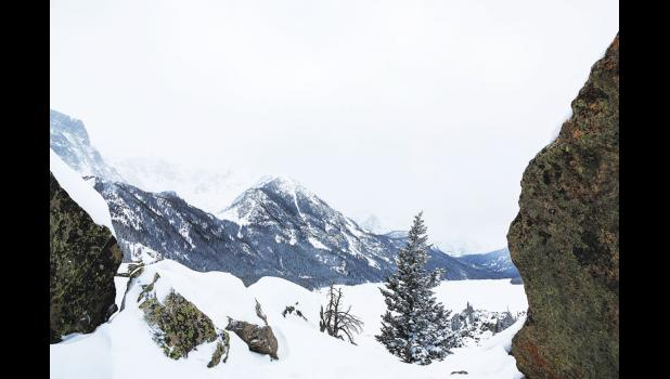 Mystic Lake got 58 inches of snow during December, making it the snowiest on record.