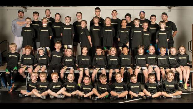 The Stillwater Wrestling Club Gladiators