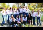 The Park City High School Lady Panther volleyball squad.